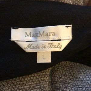 MaxMara Tops - MaxMara stretch silk sheer top